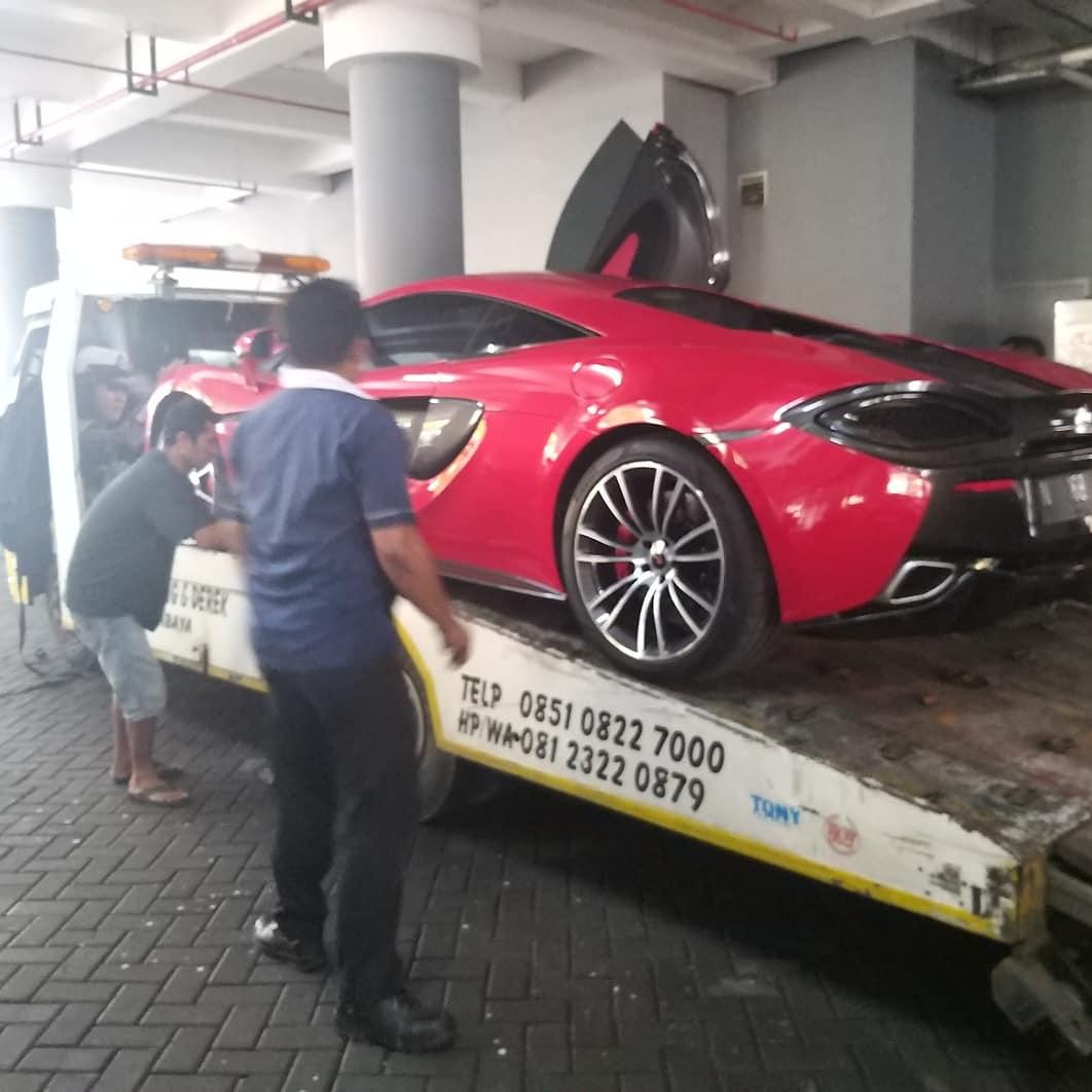 Jasa Mobil Towing Bali
